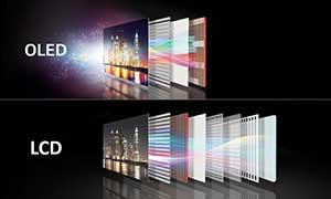 شکل-تلویزیون OLED اولد چیست