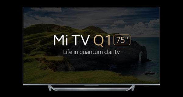 شکل- تلویزیون شیائومی  MITVQ175